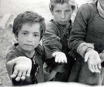 Hambre y pobreza en América (Foto: 359x300)