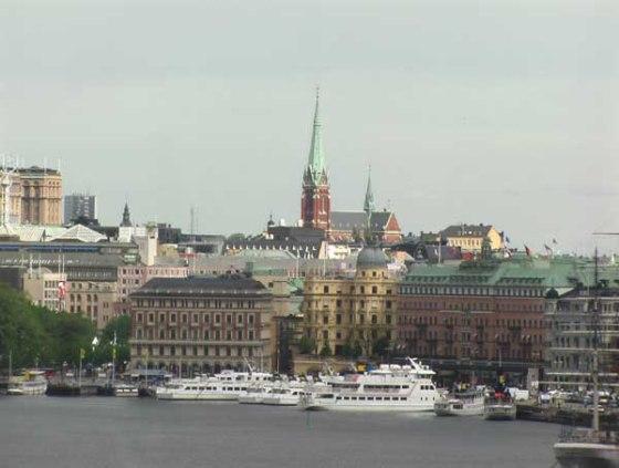 Sweden - Stockholm (Sverige) Стокгольм (Швеция)