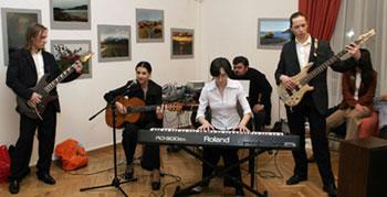 "Grupo musical ""AQUAMATER"""
