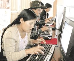 de microsoft en bolivia desea que la cultura indigena forme parte de