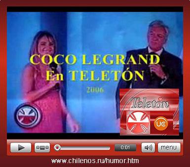 Coco Legrand - TELETON-2006