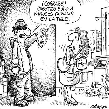 Politización de la delicuencia - Chile 2006