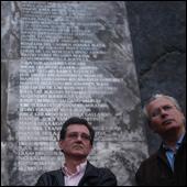 El Juez español Baltasar Garzon y el Fiscal Carlos Castresana