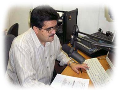 Pancho Rodríguez - Periodista, locutor, productor, conductor, realizador, en una palabra Comunicador Social