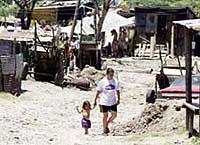 La pobreza no sólo no disminuyó, sino que aumentó aun más con Pinochet