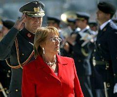 Bachelet y las FFAA