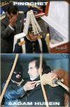 Como mueren los Dictadores amigos y enemigos del imperio?