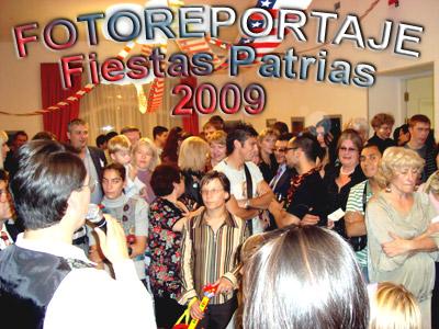 Vaya a la Galería de fotos de Fiestas patrias 2009 - Embajada de Chile en Moscú - Comunidad Chilena