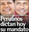 Cerca de 35 mil peruanos VOTAN en Chile