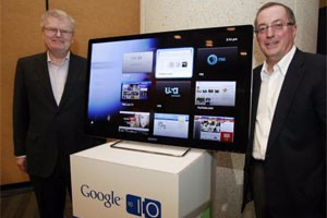 Google y las empresas asociadas presentaron oficialmente Google TV hace unas semans.