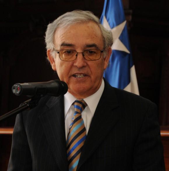 Presidente del Poder Judicial de Chile don MILTON JUICA ARANCIBIA - 2010