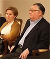 FOTOS: Despedida del embajador Augusto Parra por la comunidad chilena en Rusia.