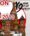 CHILENOS EN RUSIA: APOYAN A LA TELETON - APOYAN A CHILE