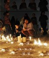 Chile conmemora con vigilias aniversario del terremoto