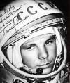 El ruso Yuri Gagarin - primer cosmonauta de la Historia de la humanidad