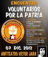 Voluntarios por la Patria - Encuentro en Chile