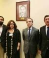 Camara de Diputados renombro Comision de DDHH en honor al ex diputado detenido desaparecido Vicente Atencio