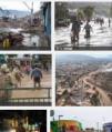 DEVASTADOR CAMBIO CLIMATICO GOLPEA A CHILE - INCENDIOS EN EL SUR, INUNDACIONES EN EL NORTE