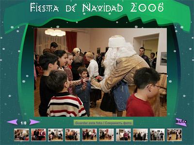 Pulse la Foto para ir al fotoreportaje oficial de Frank Villagra