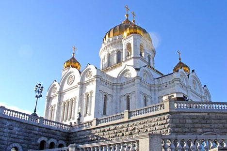 Catedral ortodoxa del «Cristo Salvador»