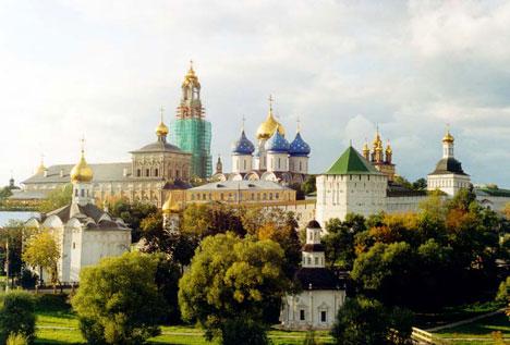 Monasterio Sergiev Posad (Zagorsk)